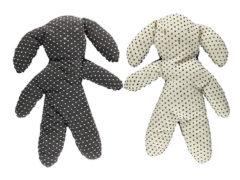 Knuffel konijn: Cinnie in het groot en klein