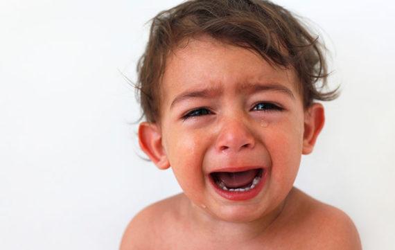 Wat te doen met huilende kinderen?