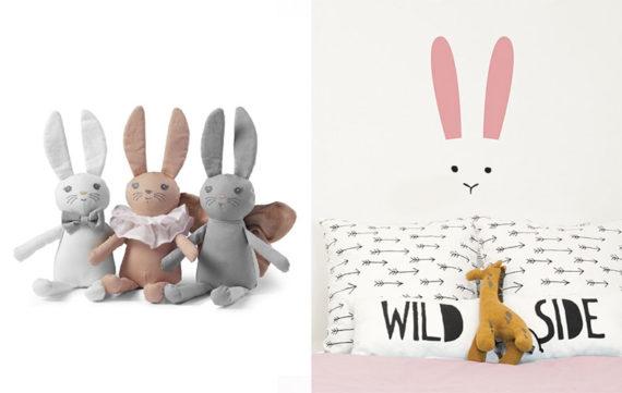 De 10 leukste konijnen must-haves voor de paasdagen!