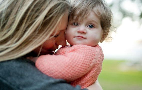 Een kindje met een ongeneeslijke ziekte