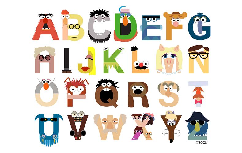 De letters van het alfabet leren op 5 manieren