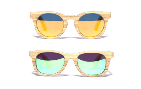 Woodify houten zonnebrillen voor kids