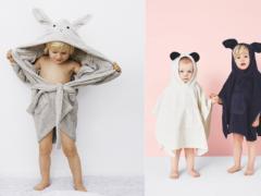 De liefste badcapes en badjassen voor kids!