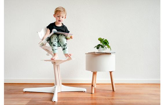 Deze nieuwste musthave design meegroeistoel wil je hebben!