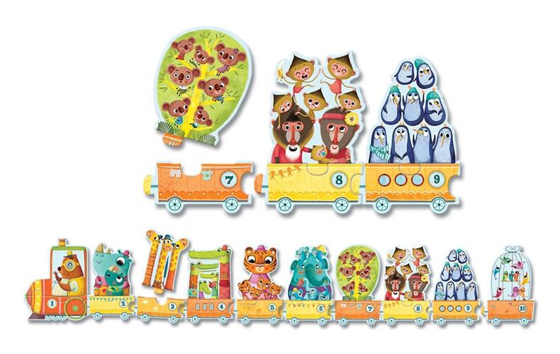 Leuke en leerzame kinderpuzzels