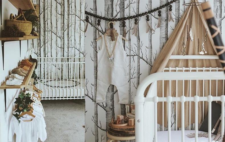 Behang Voor Kinderkamer : Behang op de kinderkamer de eyecatchers oh yeah baby