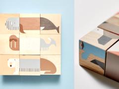Prachtig handgemaakt houten speelgoed uit Polen!