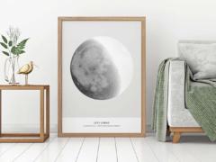 Win het perfecte kado: een maanstand poster!