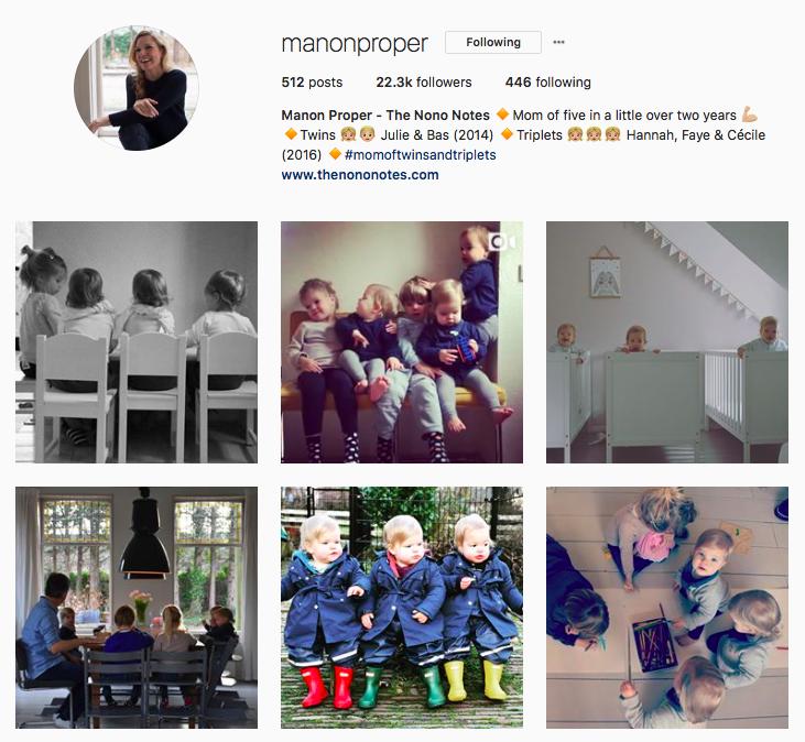 instagram mama