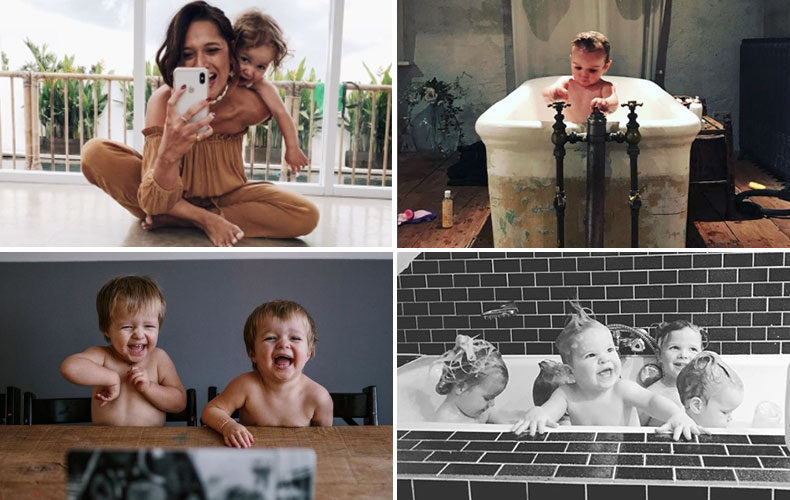 De 4 leukste mama's van Instagram!