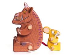 Gruffalo speelgoed van hout!