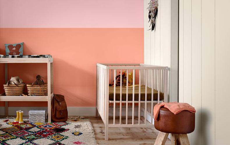 Kleuren Voor Babykamer : Breng kleur in de babykamer oh yeah baby