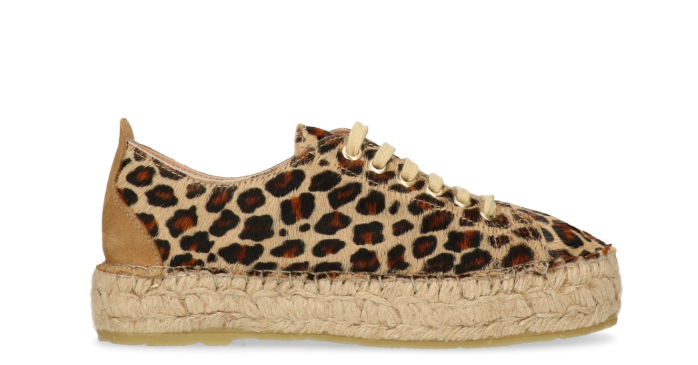leopard zomerschoenen