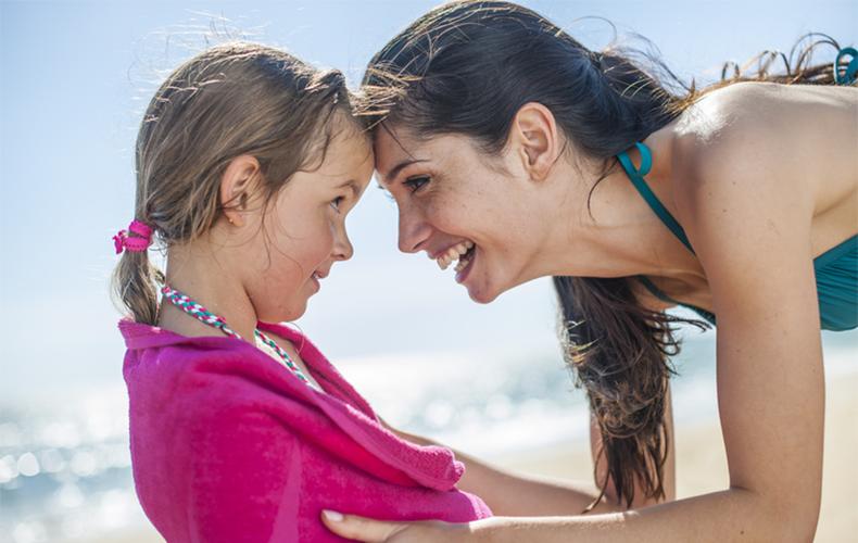 Bikini of badpak: keuzes van een mama
