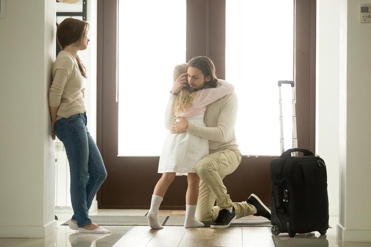gescheiden ouders