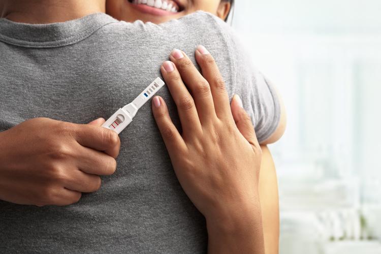 vertellen zwangerschap