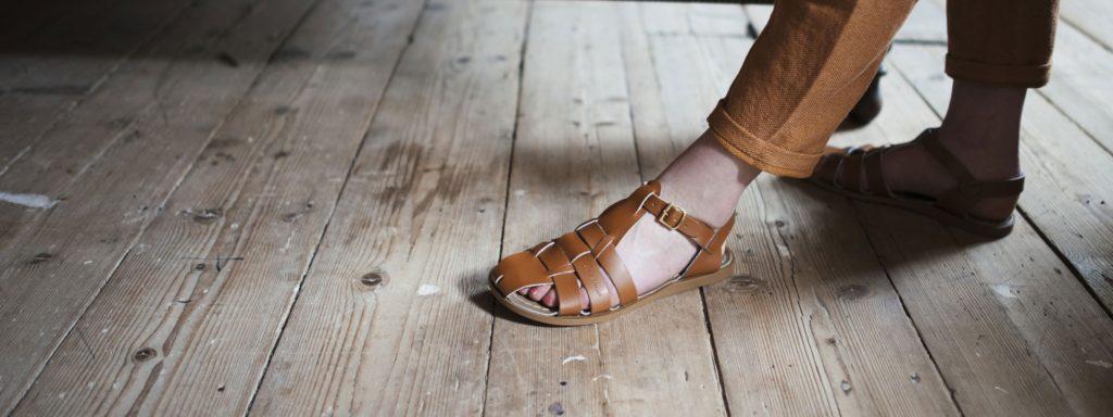 summer proof sandalen