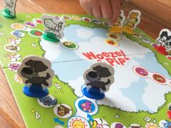 Spelen in de tovertuin met dit nieuwe Woezel en Pip spel!