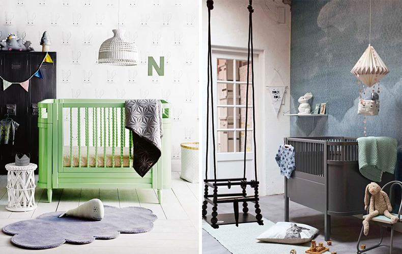 verlichting in de babykamer inclusief lichtplan