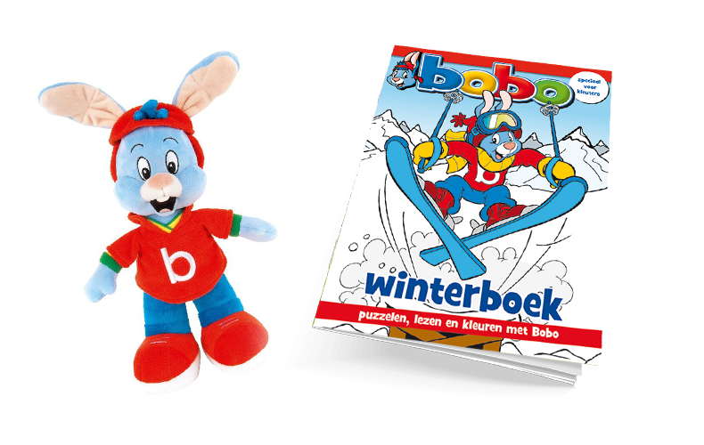 Win 5 x een Bobo pakket: voor leergierige kleuters!