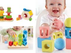 Duurzaam en leerzaam babyspeelgoed