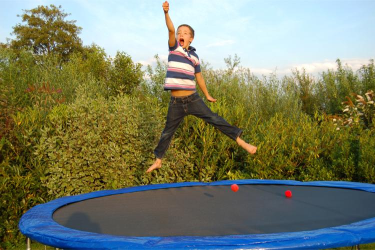 voordelen van een trampoline