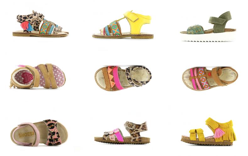 De 10 leukste sandalen voor meiden (hoog luipaard en boho gehalte)