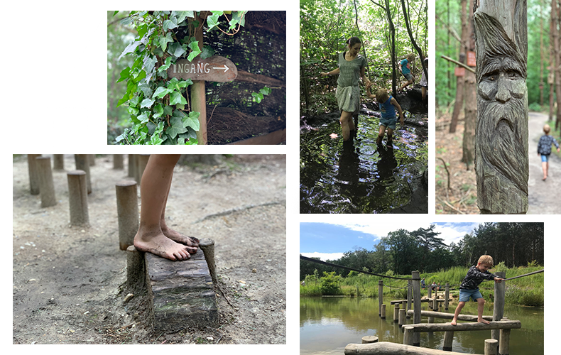blote voeten pad brunssum