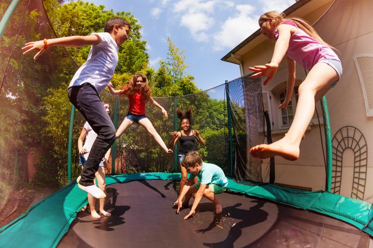 trampoline kiezen