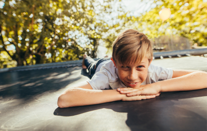 Jouw nieuwe trampoline kiezen in 8 stappen
