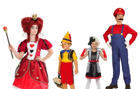 Top 14 carnavalskleding uit de film voor kinderen! (+ win €30 shoptegoed…)