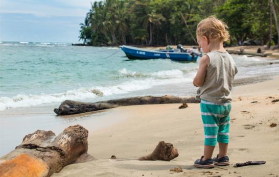 Het paradijs bestaat: Costa Rica met kinderen!