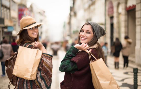 Liever shoppen online of in de winkel? En je partner?