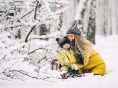 Onze winter traditie (die we bijna nooit kunnen doen)…