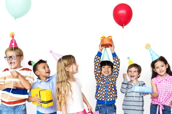 Hoe overleef ik een kinderfeestje? (+ tips)