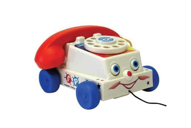 telefoon fisher price