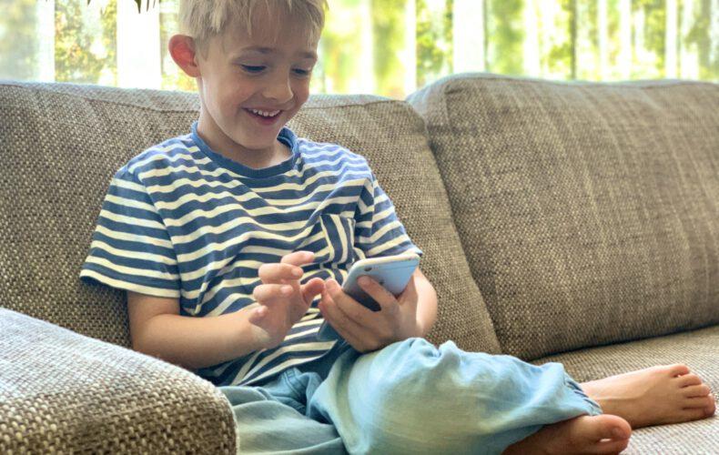 Je kind een smartphone? Vanaf welke leeftijd?