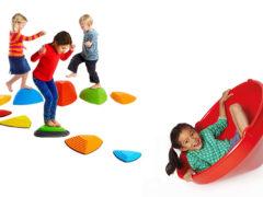 Dit speelgoed stimuleert de motoriek bij kinderen…
