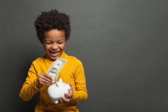 Zakgeld voor je kind: hoeveel, leeftijd en de voordelen