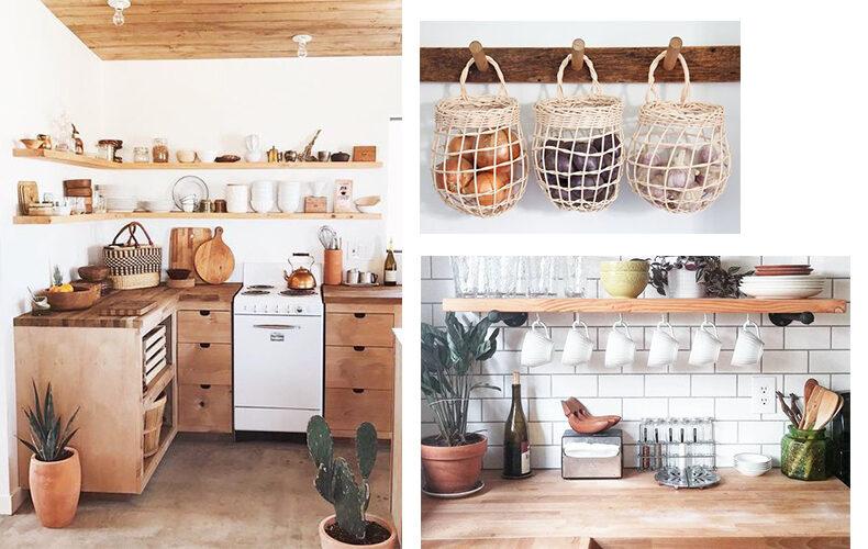 Liefde voor een kleine keuken in 10 stappen…